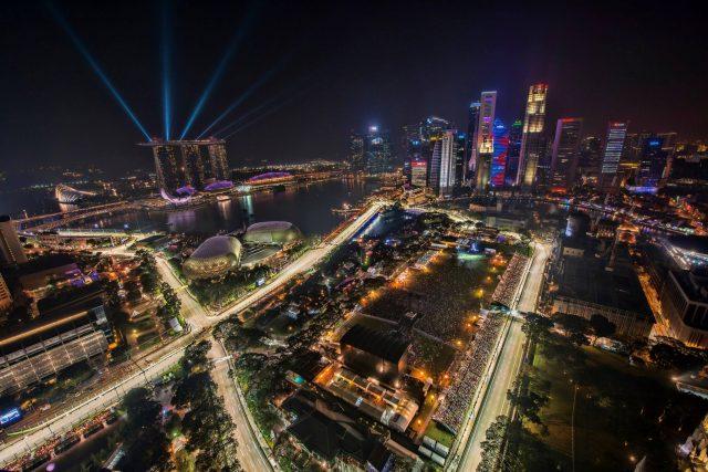 Pengajaran Singapore Grand Prix Yang Perlu Anda Tahu
